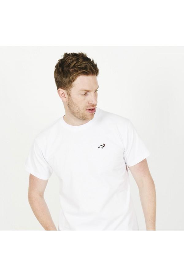 cf618b5634b7 Araripe - Men's Classic White Premium T-Shirt